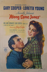 Along Came James Poster
